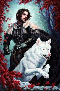Jon Snow by ~Michael-C-Hayes #got #agot #asoiaf