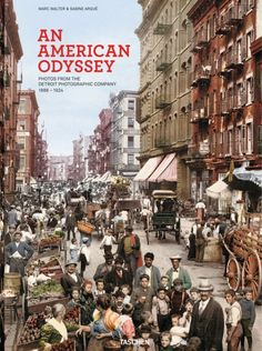 An American Odyssey --- http://www.taschen.com/pages/en/catalogue/photography/all/05772/facts.an_american_odyssey.htm http://www.citylab.com/design/2014/05/when-america-first-saw-itself-color/9098/