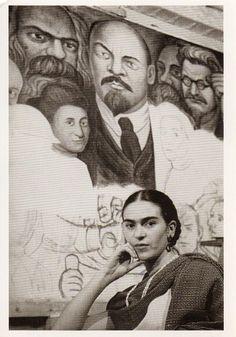 50 antiguas fotografías de Frida Kahlo