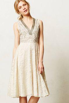 Kanti Flared Dress - anthropologie.com
