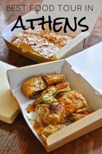 The Best Food Tour In Athens | Linda Goes East