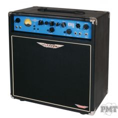 Ashdown Electric Blue EB-LITE- 12-220 EVO III Bass Guitar Amplifier Combo