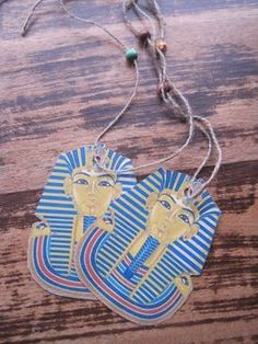 Could make nice decorative tags for lapbooks Ancient Egypt Lessons, Ancient Egypt Activities, Old Egypt, Egypt Art, Pyramid School Project, Egypt Crafts, Little Passports, Ancient World History, Craft Club