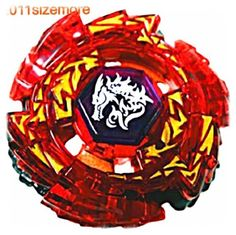 Beyblade Hot Metal L Drago Rush 125SF Takara Tomy USA CELR 4D