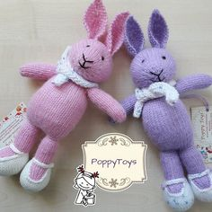 #knittedtoys#gifttoys#amigurumi#igracke#giftshop#babytoys#poppytoys#toy#doll#handmade#handmadegifts#handmadedolls#handmadetoys#bunny#bunnytoy#bunnygirl Little Cotton Rabbits, Save Image, Tweety, Photo S, Poppies, Dinosaur Stuffed Animal, Projects To Try, Bunny, Teddy Bear