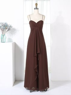 f4a62e088575 18 Best Chocolate Bridesmaid Dresses images