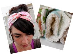 headband washcloth d