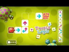Turtle Logic - Educatieve iPad app - eerste stappen naar programmeren