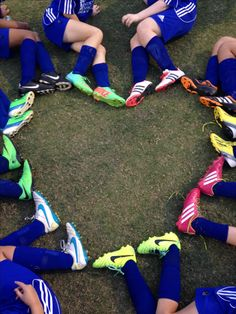 My soccer team needs to do this