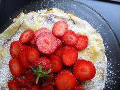 Oh, Canada! 18-Layer Strawberry Crêpe Cake - Elgin Harvest Preserves & Baking Co.