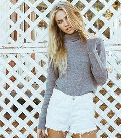 Cassia turtleneck sweater