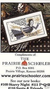Prairie Schooler Starry Night Angel