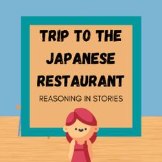 Boom Cards - Japanese Restaurant: Reasoning in Stories Why Questions, This Or That Questions, Retelling, Comprehension, Deck, Author, Student, Restaurant, Japanese