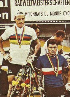 Rudi Altig & Raymond Poulidor
