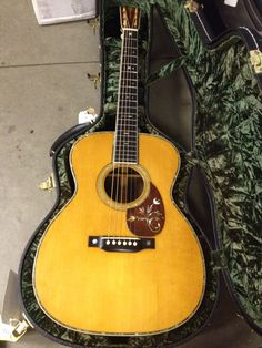 Martin 1930 OM45 Deluxe...beautiful sounding and playing