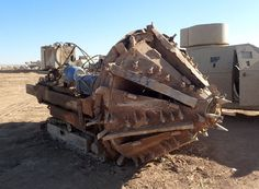 The Canadian woman is tasked with analyzing seized weaponry from ISS & uncovering its source & pathway to the terrorist network. This is an image of an ISIS tunnel-boring machine captured by the Iraqi Army's Division in a village east of Mosul. Tunnel Boring Machine, Fast Workers, Iraqi Army, Freedom Of Speech, Weapons, Woman, Reality Check, News, Division