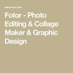 Fotor - Photo Editing & Collage Maker & Graphic Design