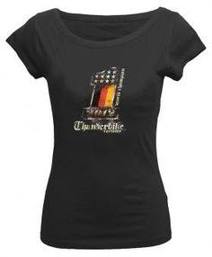 New Thunderbike PainTTless Shirt (Ladies)