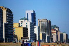 Virginia Beach, le bord de mer