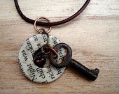 Secret Romance Charming Necklace