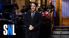 "[Video] Lin-Manuel Miranda sings an SNL version of HAMILTON's ""My Shot"" as his host monologue. Saturday Night Live, October 8, 2016."
