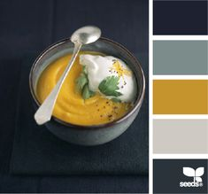 autumn comfort - find the perfect palette