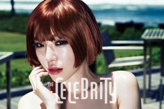 Brown Eyed Girls's GaIn The Celebrity Korea Magazine May Issue '14