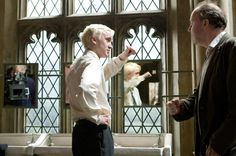 22 Awesome Behind-The-Scenes Harry Potter Photos You've Probably Never Seen Before