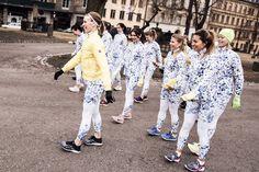 Running Practice Runners Delight Event Rönnisch SS17 #rohnisch #womensrunning #runningwear