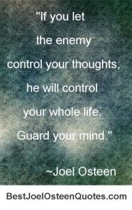 Guard Your Mind - FREE ebook on site...