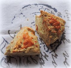 De-bunking the myths of English Cookery One delicious recipe at a time Thermomix Bread, Tasty, Yummy Food, Bacon Bits, Original Recipe, Cheddar Cheese, Chutney, Tray Bakes, Bon Appetit