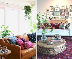 ideas para decorar tu casa con estilo bohemio