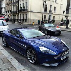 Aston Martin Vanquish: