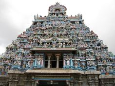 Sri Ranganathaswamy Temple, South Indian Temples