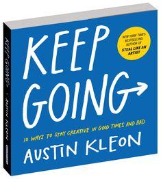 Keep Going <<< an up