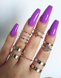 30 Beautiful Nail Inspirations For Every Girl To Try - Trend To Wear