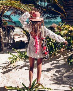 21 En iyi beyaz yazlık elbiseler 2019 - Trendler ve Moda Fashion For Petite Women, Office Fashion Women, Black Women Fashion, Fashion Fall, Murcia, Viva Luxury, Top 5, Beach Covers, Women's Fashion Dresses