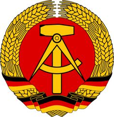 Coat of arms of East Germany