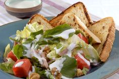 Salada diferente, leve e funcional!