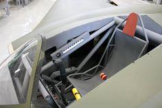 Horten Ho 229 cockpit mockup