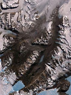 Vales Secos de McMurdo - Antártida