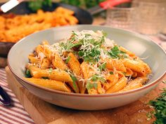 Vodka penne | Recept.nu