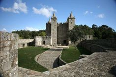 Castelo da Feira, Feira, Aveiro Aveiro - Portugal see more in Enjoy Portugal website: www.enjoyportugal.eu or our facebook page - https://www.facebook.com/enjoyportugalcountry