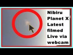 Australia Pink Planet X NIBIRU filmed Live via webcams - Nibiru Latest U...