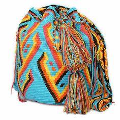 Wayuu Mochila Bag | eBay $140.00 Buy it Now