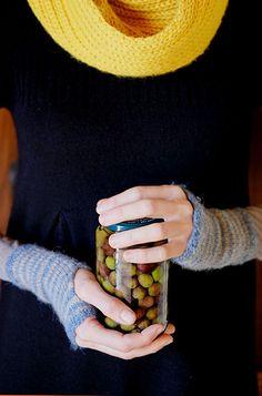 Olive in salamoia - Autoproduzione di Dicembre parte seconda