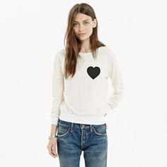 Jungmaven® & Madewell Heart Sweatshirt