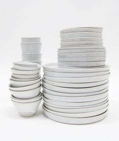 Ceramics by WRF Currently Coveting: Japanese-Style Tableware Made in LA by Izabella Simmons