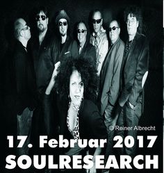 #Funk & #Soul #vom feinsten17. #Februar 2017 SoulResearch #live #im #De #Keller #Mettlach... #Funk & #Soul #vom feinsten17. #Februar 2017 SoulResearch #live #im #De #Keller #Mettlach #Die achtkoepfige #Band SoulResearch #um #die #Saengerin #Lisa Moersdorf #bringt #eine #Soul & #Funk #Show à #la #Tower #of #Power #auf #die #Buehne, #die begeistert. #Bei Titeln #wie »What #is Hip?«, »Soul with a capital ›S‹ «, »Play that http://saar.city/?p=42457