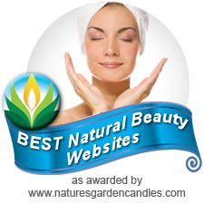 Purely Posh Listed as Top 45 Natural Beauty Blog | Purely Posh